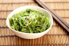 Free Japanese Seaweed [ Wagame ] Stock Images - 21245544