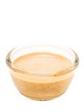 Japanese sesame salad dressing sauce Stock Photos