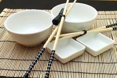 Japanese set Stock Photography