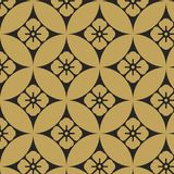 Japanese seven jewels pattern Stock Images
