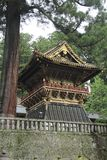 Japanese Shinto Buddhist temples in Nikko Royalty Free Stock Photo