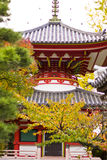 Japanese Shinto temple Royalty Free Stock Photo