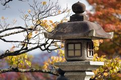 Japanese shrine Stock Image