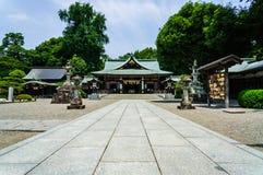 Japanese shrine Stock Photos