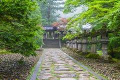 Japanese shrine Stock Images