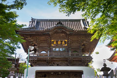 Japanese Shrine Royalty Free Stock Photos