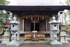 Japanese Shrine Royalty Free Stock Image