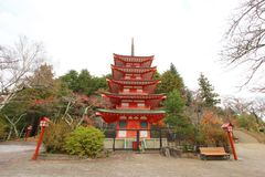 Japanese shrine Stock Photo