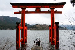 Japanese Shrines royalty free stock photos