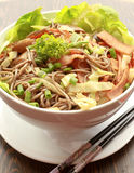 Japanese Soba Stock Image