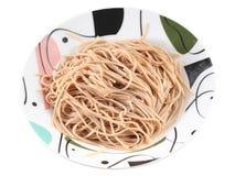 Japanese Soba Noodles Stock Image