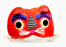 Japanese soft toy cats Royalty Free Stock Photos