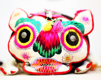 Japanese soft toy cats Royalty Free Stock Images