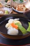 Japanese  soup Stock Photo
