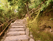 Japanese Staircase Stock Photos