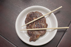 Japanese Steak Stock Image