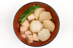 Japanese stewed Stock Images
