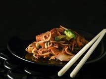 Japanese Stir Fry II Stock Photo