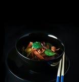 Japanese Stir Fry III royalty free stock photo