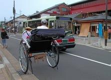 Japanese street Royalty Free Stock Photo