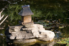 Japanese Structure Royalty Free Stock Images