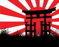 Japanese Style Royalty Free Stock Photography
