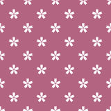 Japanese style cherry blossom pattern Stock Photography