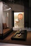 Japanese style furniture - sofa stock images