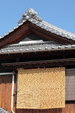 Japanese style house Royalty Free Stock Image