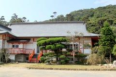 Japanese Style House Royalty Free Stock Photos