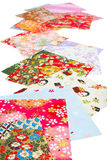 Japanese style paper texture Stock Photography