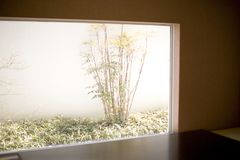Japanese-style room Stock Image
