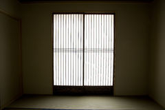 Japanese-style room Royalty Free Stock Photography