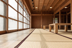 Japanese-style room royalty free stock photos