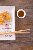 Japanese style snack. Royalty Free Stock Photography