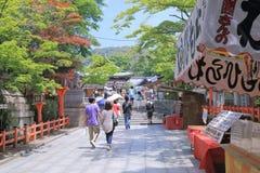 Japanese Summer festival Royalty Free Stock Image