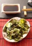 Japanese sunomono salad Stock Photography