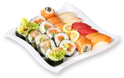 Japanese sushi Royalty Free Stock Photography
