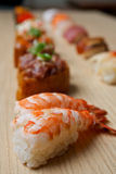 Japanese Sushi Royalty Free Stock Image