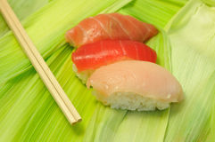 Japanese sushi Stock Images
