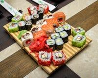 Japanese sushi Royalty Free Stock Images