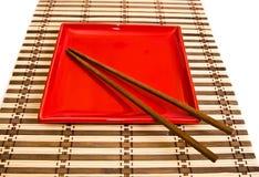 Japanese sushi china Stock Image