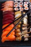 Japanese sushi dish Stock Photography
