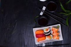 Japanese sushi dish Stock Photo