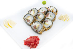 Japanese sushi Royalty Free Stock Images