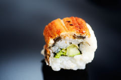 Japanese sushi roll Canada Royalty Free Stock Image
