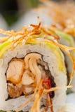 Japanese sushi rolls Maki Sushi Royalty Free Stock Photography