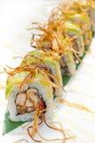 Japanese sushi rolls Maki Sushi Stock Image