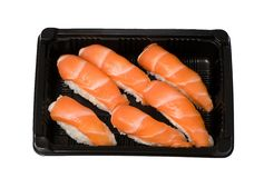 Japanese sushi seafood Stock Photo