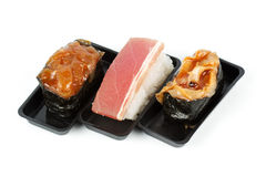 Japanese Sushi Set Stock Photography